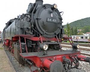 Dampflok 2